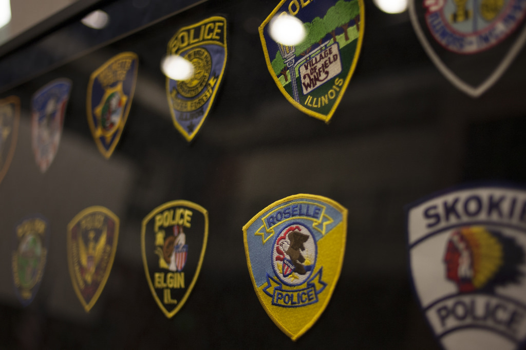 Police Badges John F. Finn