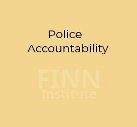 police accountability john f. finn